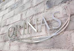ORINAS(オリナス)の内観