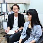 【髪質改善ヘアエステ】の施術の流れ